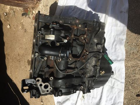 Picture of AUDI A4 B8 8K 2008 - 2014 ENGINE BLOCK CAE/CDN